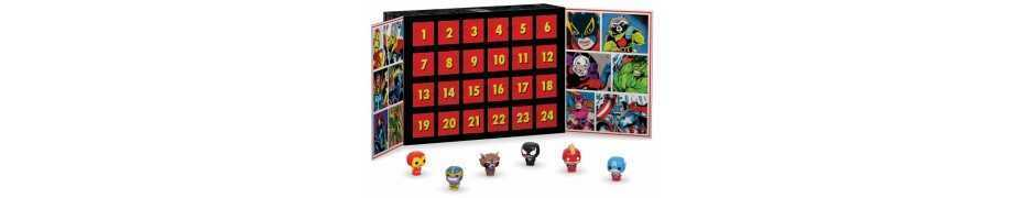 Marvel Pocket POP! - Calendrier de l'avent 2