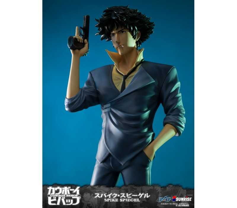 Cowboy Bebop - Spike Spiegel (Regular) figure