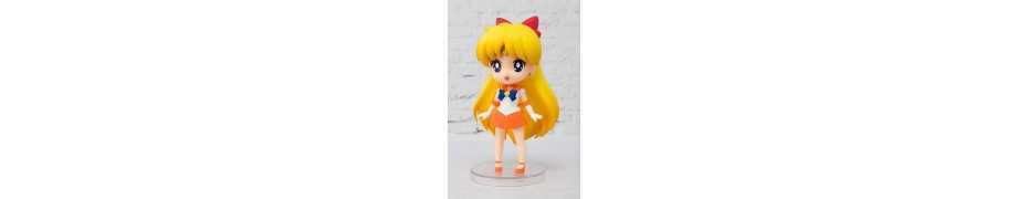 Figurine Sailor Moon - Figuarts Mini Sailor Venus 3