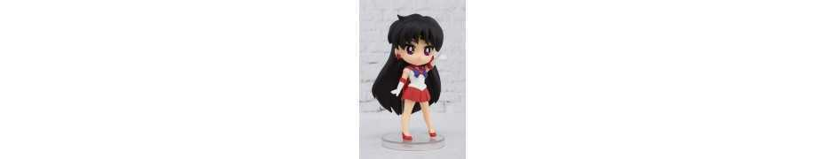 Figurine Sailor Moon - Figuarts Mini Sailor Mars 2