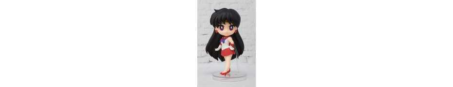 Figurine Sailor Moon - Figuarts Mini Sailor Mars 3