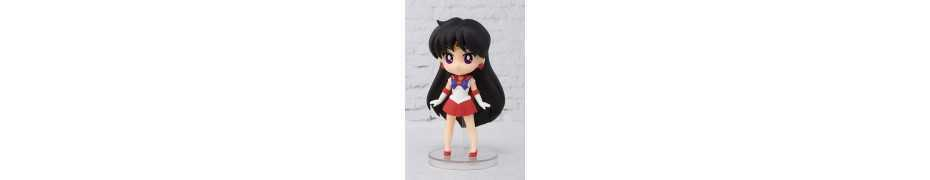 Figurine Sailor Moon - Figuarts Mini Sailor Mars 4