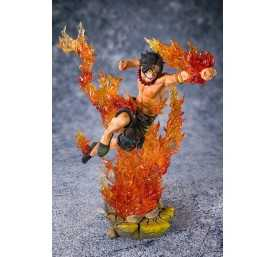 One Piece - Figuarts Zero Portgas D. Ace Commander of the 2nd Division figure