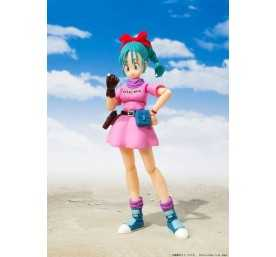 Dragon Ball - S.H. Figuarts Bulma Adventure Begins figure