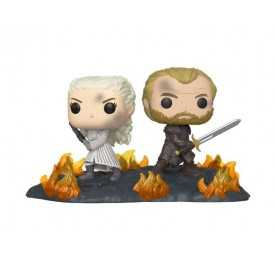 Figura Game of Thrones - Movie Moment Daenerys & Jorah POP!