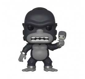 The Simpsons - King Kong Homer POP! figure