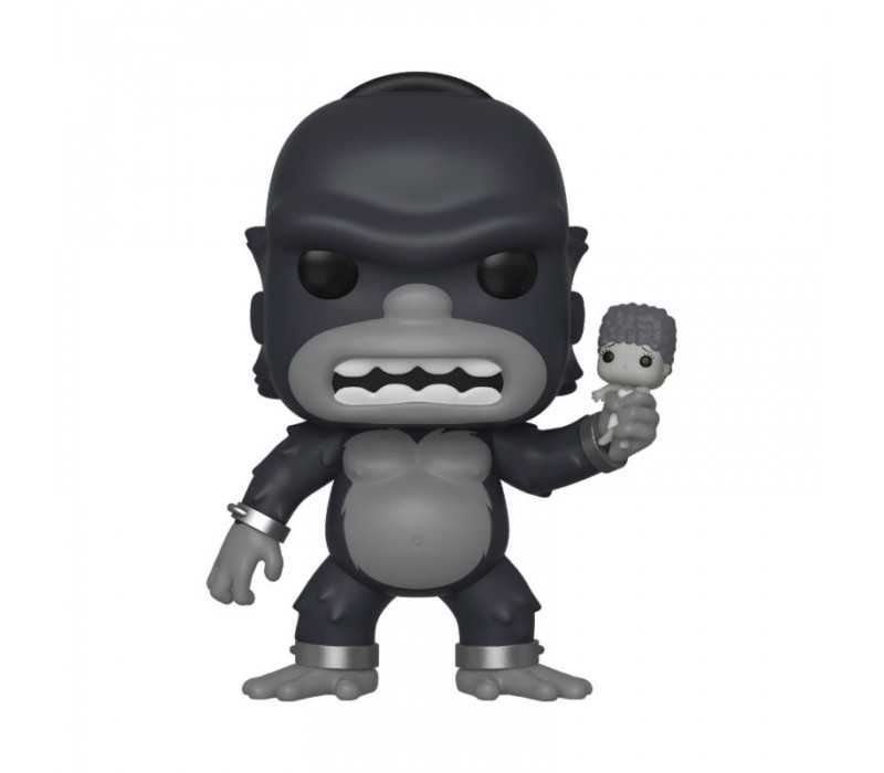 Figurine The Simpsons - King Kong Homer POP!