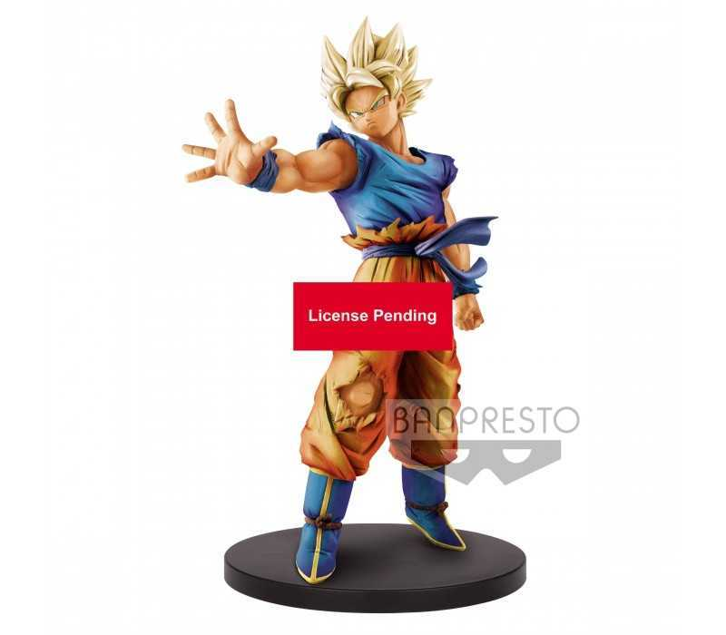 Figurine Blood of Saiyans Super Saiyan Son Goku