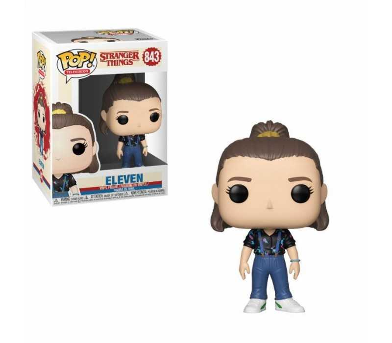 Figurine Stranger Things - Eleven POP!