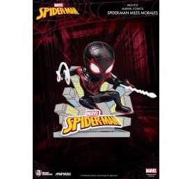 Figura Marvel Comics - Mini Egg Attack Spider-Man Miles Morales