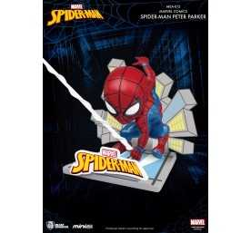 Mini Egg Attack Spider-Man Peter Parker figure 3
