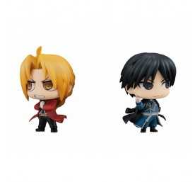 Chimimega Buddy Series Edward Elric & Roy Mustang Set figure 2