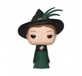 Figura Harry Potter - Minerva McGonagall (Yule) POP!