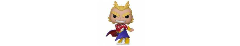 Figurine All Might (Golden Age) POP!