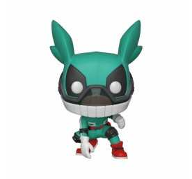 Figura My Hero Academia - Deku avec masque POP!