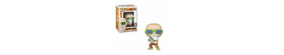 Speciality Series Master Roshi (Max Power) POP! figure
