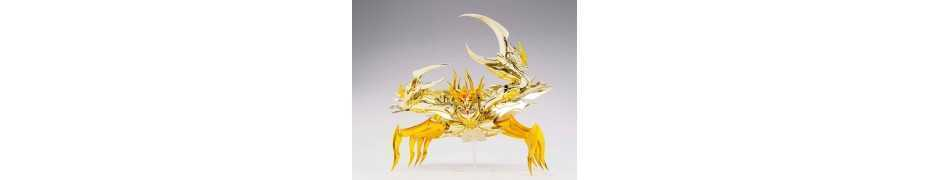 Figurine Myth Cloth Ex Soul of Gold Cancer Deathmask 2
