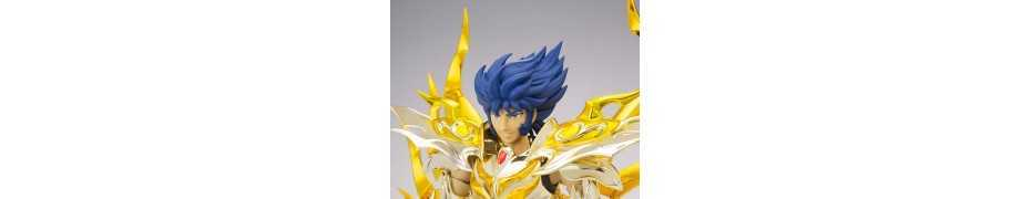 Figurine Myth Cloth Ex Soul of Gold Cancer Deathmask 7
