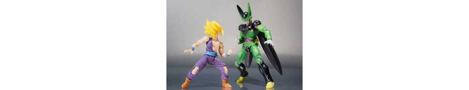 Figurine S.H. Figuarts Premium Color Edition Perfect Cell 5