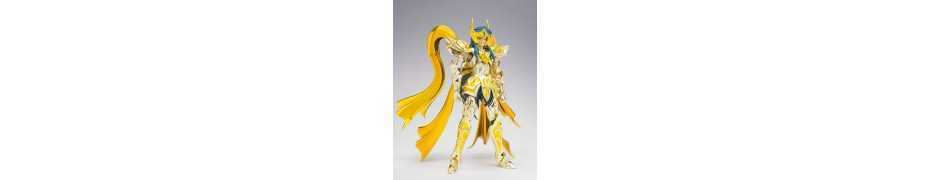 Figurine Myth Cloth Ex Soul of Gold Aquarius Camus