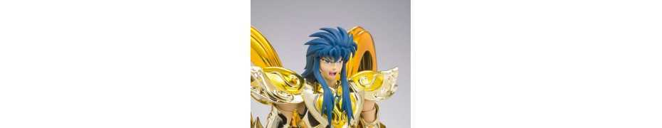 Figurine Myth Cloth Ex Soul of Gold Aquarius Camus 7