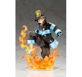 Figurine Fire Force - ARTFXJ Shinra Kusakabe