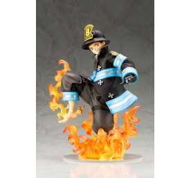 Figurine Fire Force - ARTFXJ Shinra Kusakabe 2