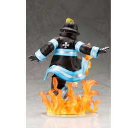 Figurine Fire Force - ARTFXJ Shinra Kusakabe 5