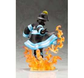 Figurine Fire Force - ARTFXJ Shinra Kusakabe 6