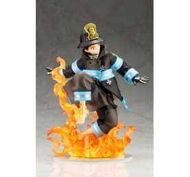 Figurine Fire Force - ARTFXJ Shinra Kusakabe 8