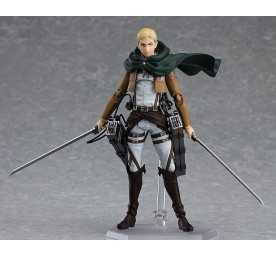 Attack on Titan - Figma Erwin Smith figure