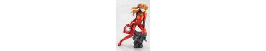 Neon Genesis Evangelion - Asuka Langley Shikinami Q Plugsuit Version :figure RE