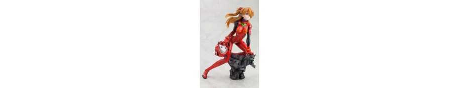 Neon Genesis Evangelion - Asuka Langley Shikinami Q Plugsuit Version :RE figure 5