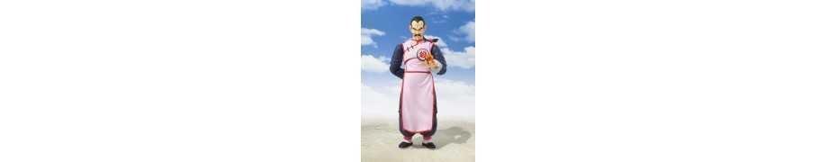 Figurine Dragon Ball - S.H. Figuarts Tao Pai Pai