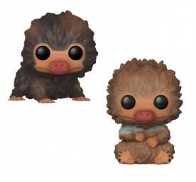 Fantastic Beasts - Movies Baby Nifflers POP! figure
