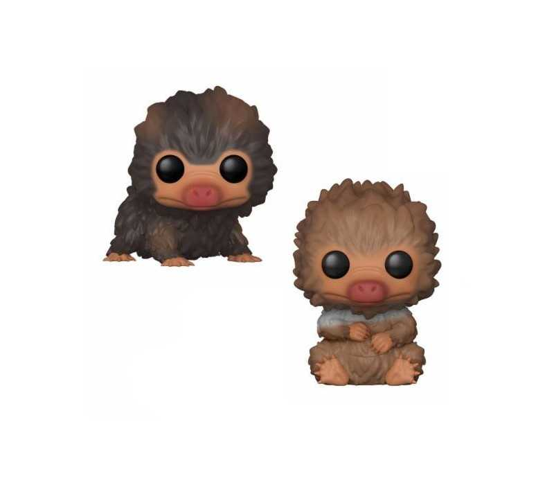 Figurine Les Animaux fantastiques - Movies Baby Nifflers POP!