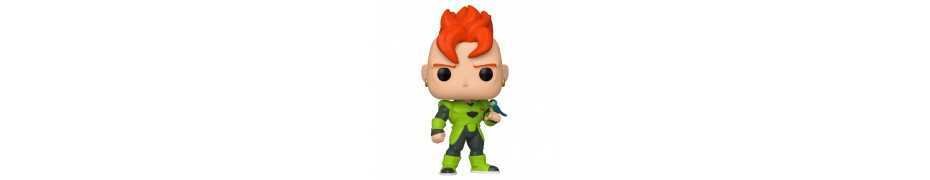 Figurine Dragon Ball Z - Android 16 POP!