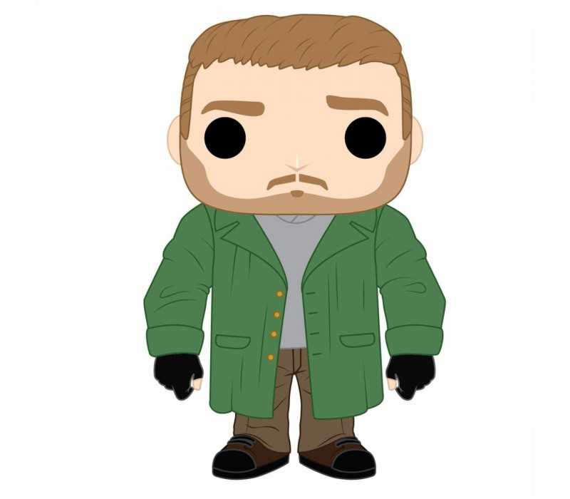 Figurine The Umbrella Academy - Luther Hargreeves POP!