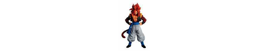 Figurine Dragon Ball - Ichibansho Super Saiyan 4 Gogeta