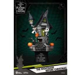 Nightmare Before Christmas - D-Stage Jack's Haunted House figure