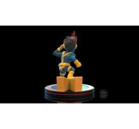Figurine Marvel - Q-Fig Cyclops (X-Men) 4