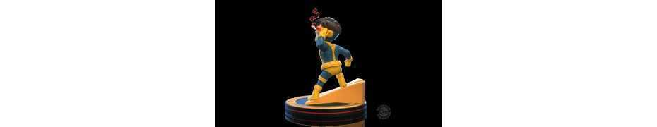 Figurine Marvel - Q-Fig Cyclops (X-Men) 5
