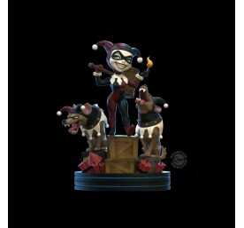 Figurine DC Comics - Q-Fig Remastered Harley Quinn