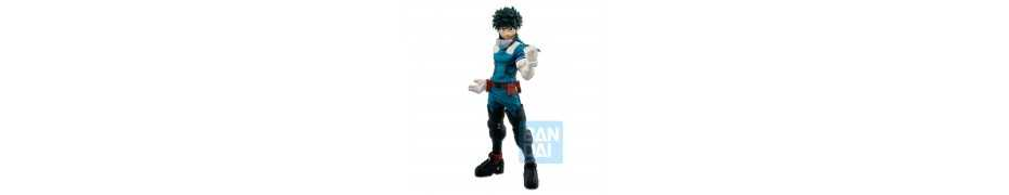 Figurine My Hero Academia - Ichibansho Izuku Midoriya (Fighting Heroes feat. One's Justice)