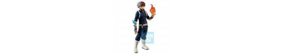 Figurine My Hero Academia - Ichibansho Shoto Todoroki (Fighting Heroes feat. One's Justice)