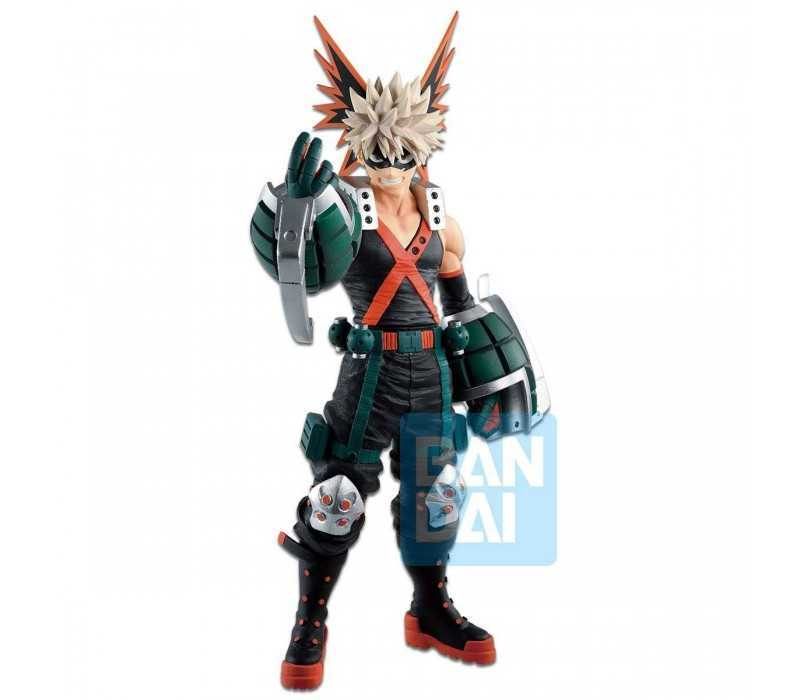 Figurine My Hero Academia - Ichibansho Katsuki Bakugo (Fighting Heroes feat. One's Justice)