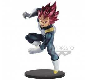 Figurine Dragon Ball Super - Blood of Saiyans Super Saiyan God Vegeta Special VII