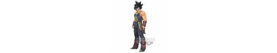 Figurine Dragon Ball - Grandista Manga Dimensions Bardock 4