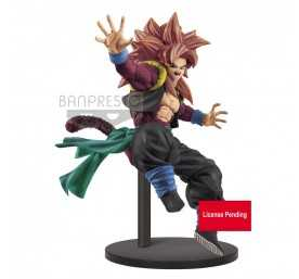 Dragon Ball Heroes - Super Saiyan 4 Gogeta Xeno 9th Anniversary figure