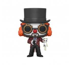 Figurine La Casa de Papel - Professor O Clown POP!